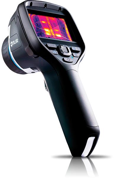 Camera cu termoviziune FLIR E30