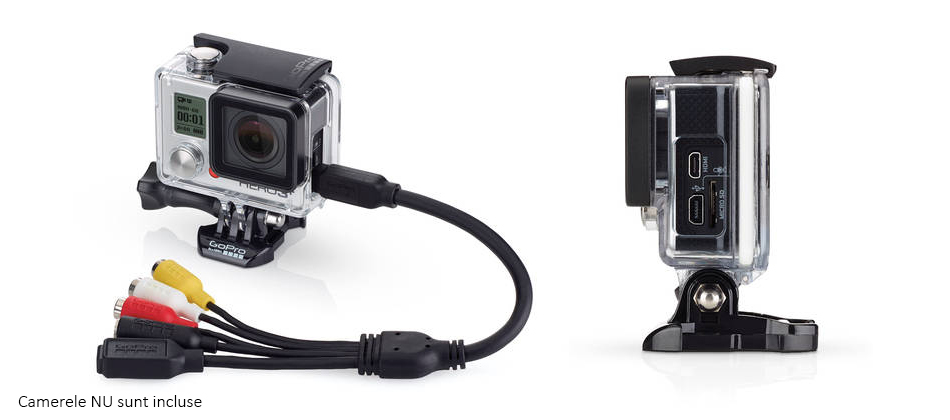 Carcasa de schimb pentru camera GoPro HERO3 ahdrh-301