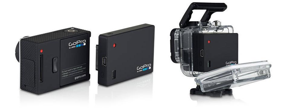 Extensie acumulator pentru camerele GoPro HERO HD ABPAK-301