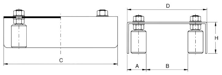 Ghidaj superior FAAC 255.220