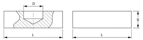 Placa pivot FAAC 122