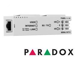 Comunicatie IP si GPRS pentru centralele Paradox
