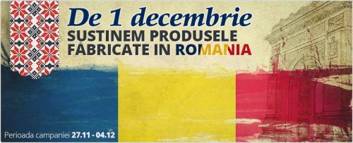 Spy Shop Romania sustine producatorii romani!
