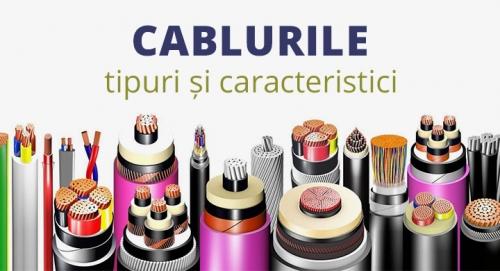 Cablurile - tipuri si caracteristici