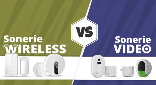 Sonerie wireless vs sonerie video. Ce sa alegi?