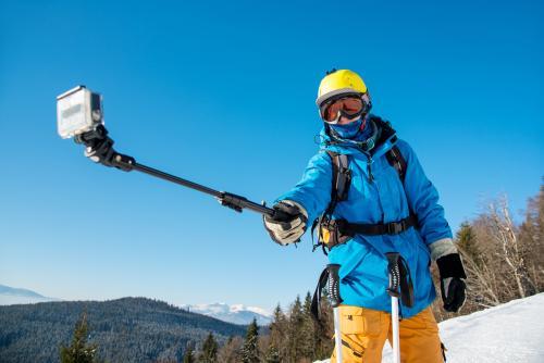 Cum sa alegi o camera video de actiune pentru sportul tau preferat?