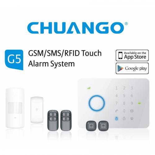 Sistemele de alarma wireless SMART Chuango