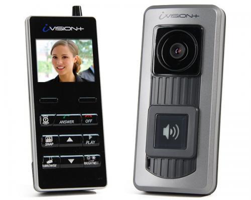 Noul video interfon wireless iVision+
