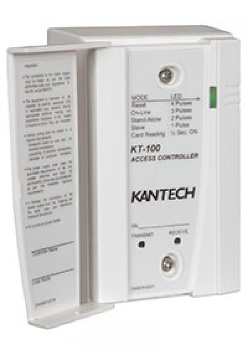 Sfaturi utile pentru instalarea centralei de control acces Kantech KT-100