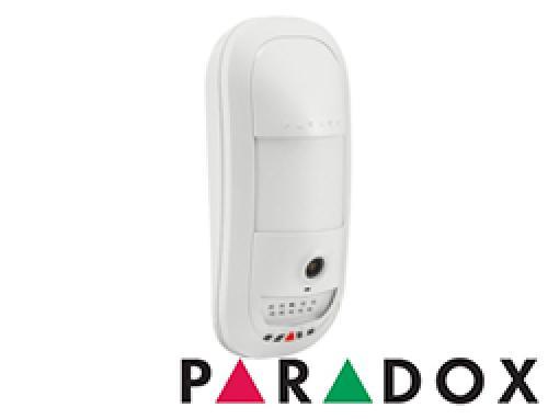 Noul detector cu camera video HD77 de la Paradox