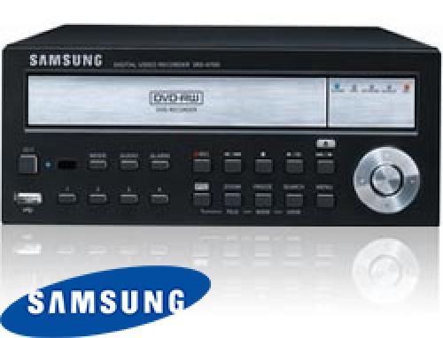 Noul DVR de 4 canale de la SAMSUNG SRD-470/470D