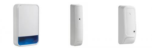 Trei noi produse wireless cu tehnologia PowerG