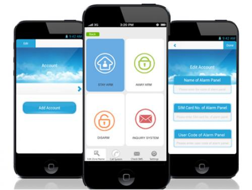 Sistemul de alarma wireless inteligent