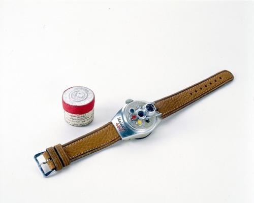 Ceasul cu minicamera