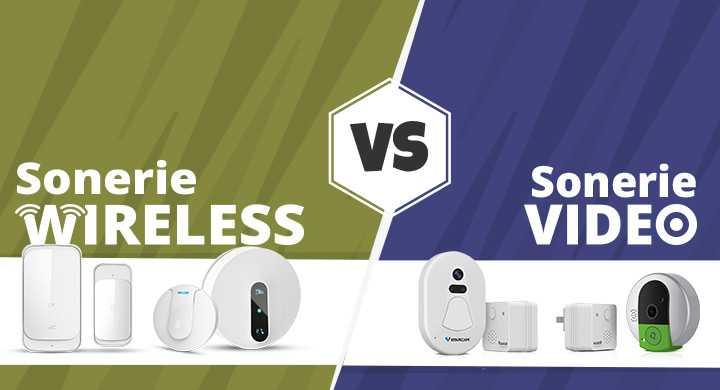 Sonerie wireless vs sonerie video. Ce sa alegi?