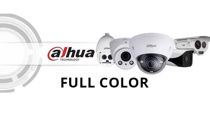 Dahua Full Color