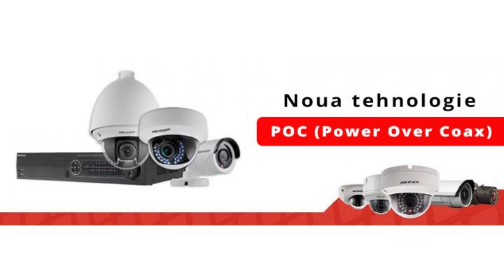 Ce este si cum folosim tehnologia PoC in supravegherea video?