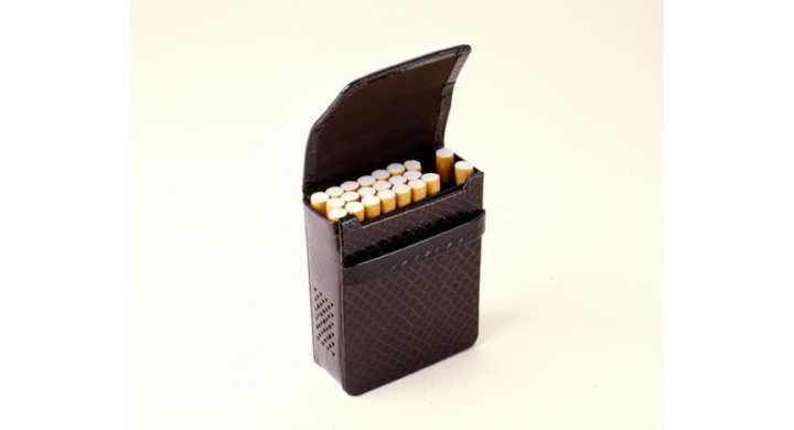 Pachetul de tigari folosit de catre spioni