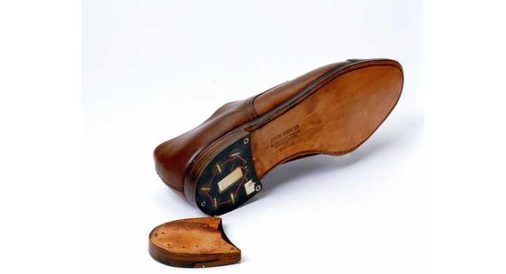 Pantoful spionilor