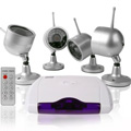 Camere Supraveghere Wireless (Wi-Fi)