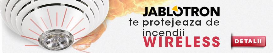 Detector de fum standalone wireless Jablotron JA-63S