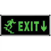 Lampi indicatoare exit