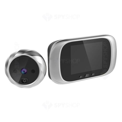 Vizor electronic cu sonerie SF DD1, Ecran LCD, Night Vision,2.8 inch