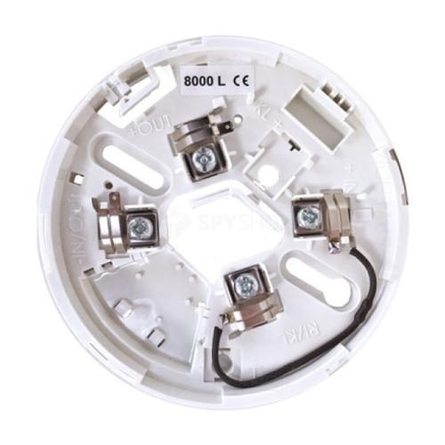 Soclu pentru detectori cu rezistor UniPOS DB8000L