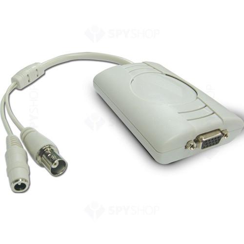 Convertor semnal video complex BNC la SVGA