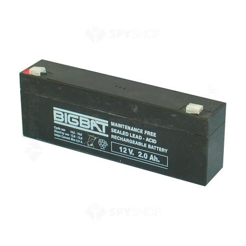 Acumulator capsulat de 12V si 2Ah Elan EL-12-2
