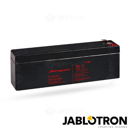 Acumulator de 12V pentru JA-63KR Jablotron SA214-2.6