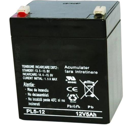 Acumulator Pilot PL-5 AH