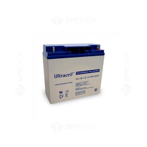 Acumulator Ultracell 18 Ah, 12 V