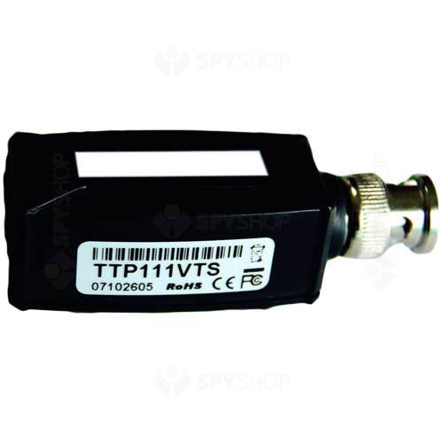 Adaptor BNC tata la RJ-45 mama TTP111VTS