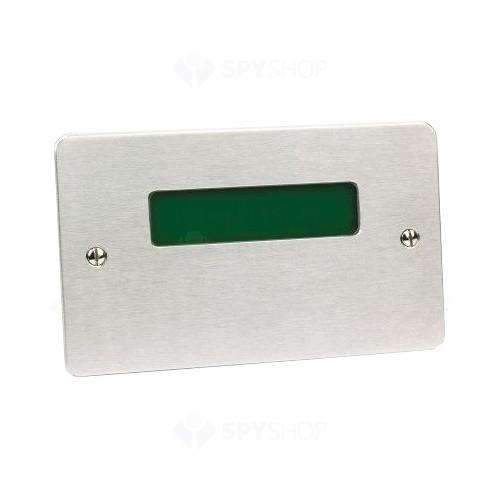 Afisaj pentru coridor inox Quantec C-tec SPE0633000