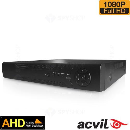 DVR AHD cu 4 canale video Acvil AHD-5204