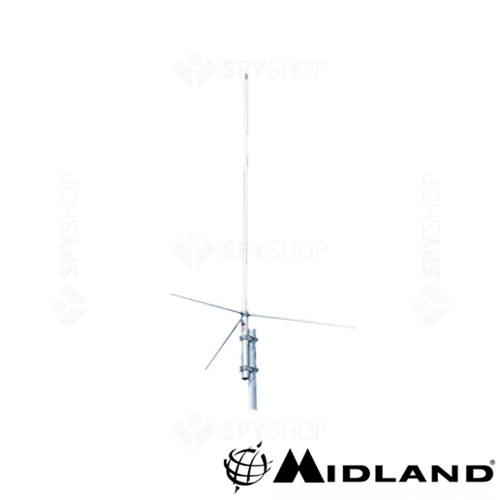 Antena VHF/UHF pentru cladiri X50 Midland C615