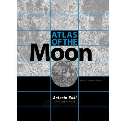 Atlas Lunar - Antonin Rukl