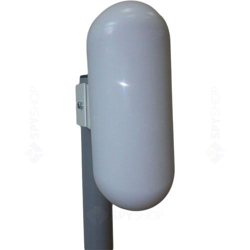 """Umirs PREDIX 300/24 este o bariera profesionala cu microunde """"dual-position"""" ce foloseste tehnologia DigiHunt cu frecventa de functionare 24,0-24,25 GHz iar distanta de functionare este cuprinsa intre 10-200 m. Are functie de adaptare automata a semnalulu"""