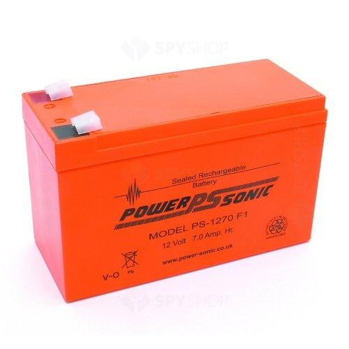 Baterie 7 Amp alimentare cutie 2 A Paxton 862-719-EX
