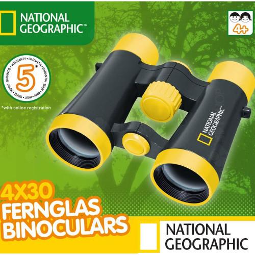 Binoclu National Geographic 4x30 9104000