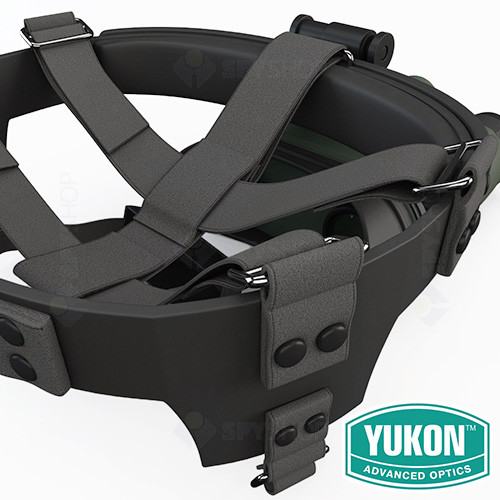 Binoclu Night Vision Yukon cu montare pentru cap NVT 1X24