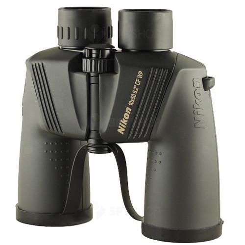 Binoclu Nikon 10x50 CF WP BAA586AA