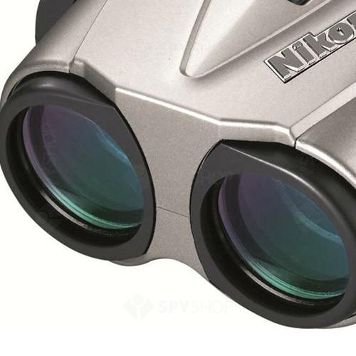 Binoclu Nikon Eagleview zoom 8-24X25 CF Argintiu BAA691AA
