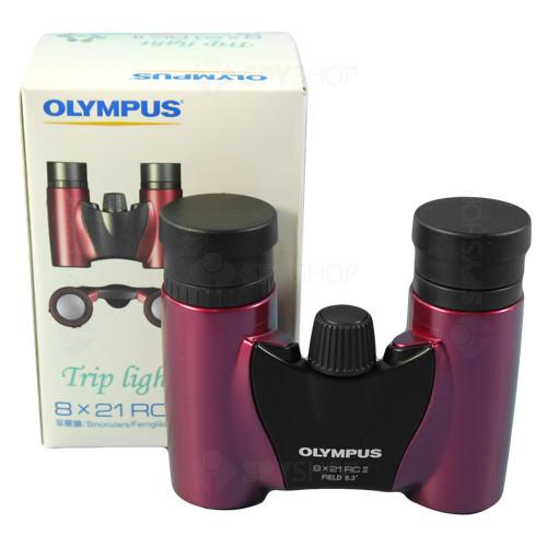 Binoclu Olympus 8x21 RC II Magenta N3852492
