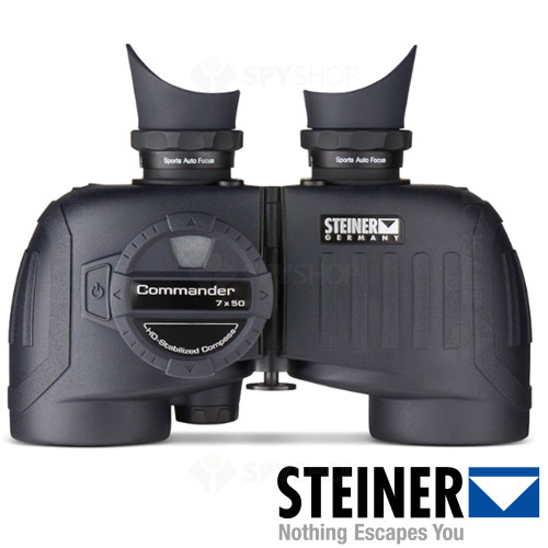 Binoclu Steiner Commander 7x50c cu compas