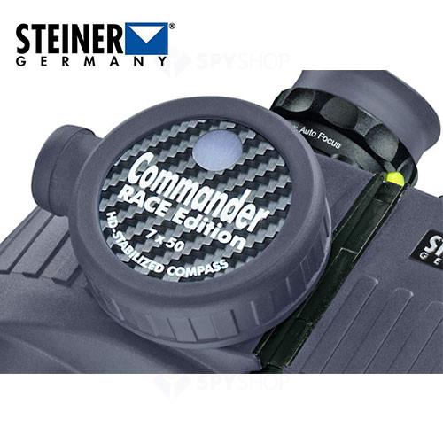 Binoclu Steiner Commander Race cu busola 7x50
