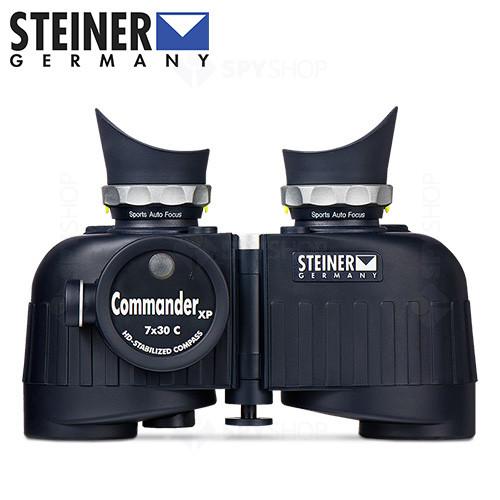 Binoclu Steiner Commander XP 7x30 cu busola