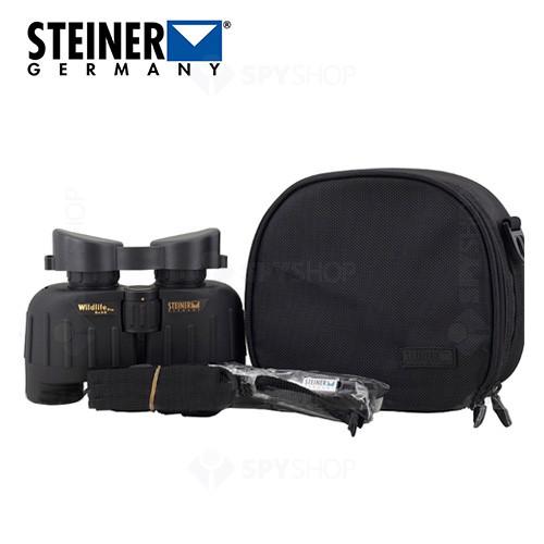 Binoclu de vanatoare Steiner Nighthunter cu telemetru 8x30 LRF