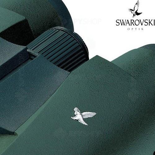 Binoclu Swarovski SLC 10x50 W B